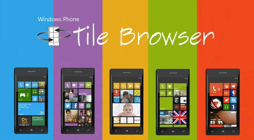 how to get tiles on windows 8